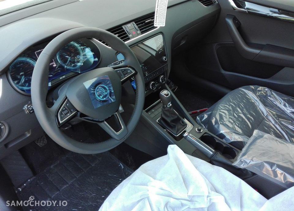 Škoda Octavia III FL 1.4 TSI 150KM STYLE, dostępna od ręki 11