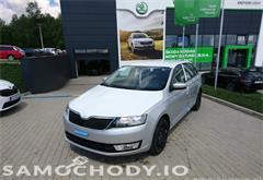 skoda z województwa śląskie Škoda RAPID Skoda Rapid 1.2TSI 90KM