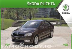 skoda z województwa pomorskie Škoda RAPID 1.4 TSI 125 KM DSG Style P. Comfort Xenon Hak RABAT 12 620 zł