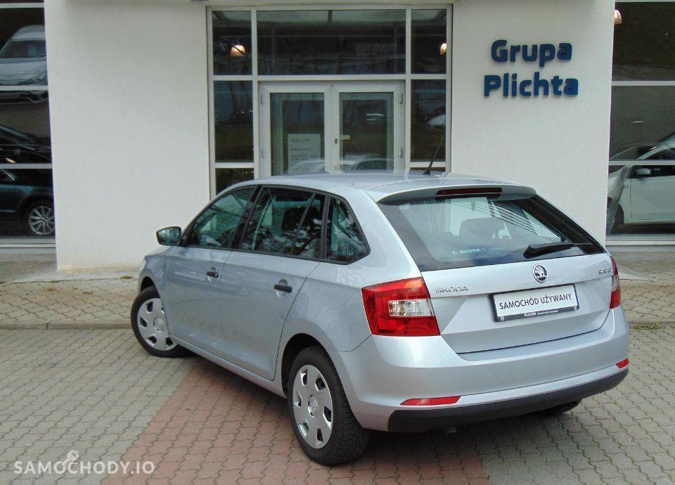 Škoda RAPID 1,6 TDI/CR 90KM Salon PL Gwarancja FV23% Plichta Gdynia 4