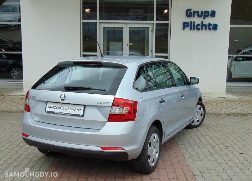 Škoda RAPID 1,6 TDI/CR 90KM Salon PL Gwarancja FV23% Plichta Gdynia 7