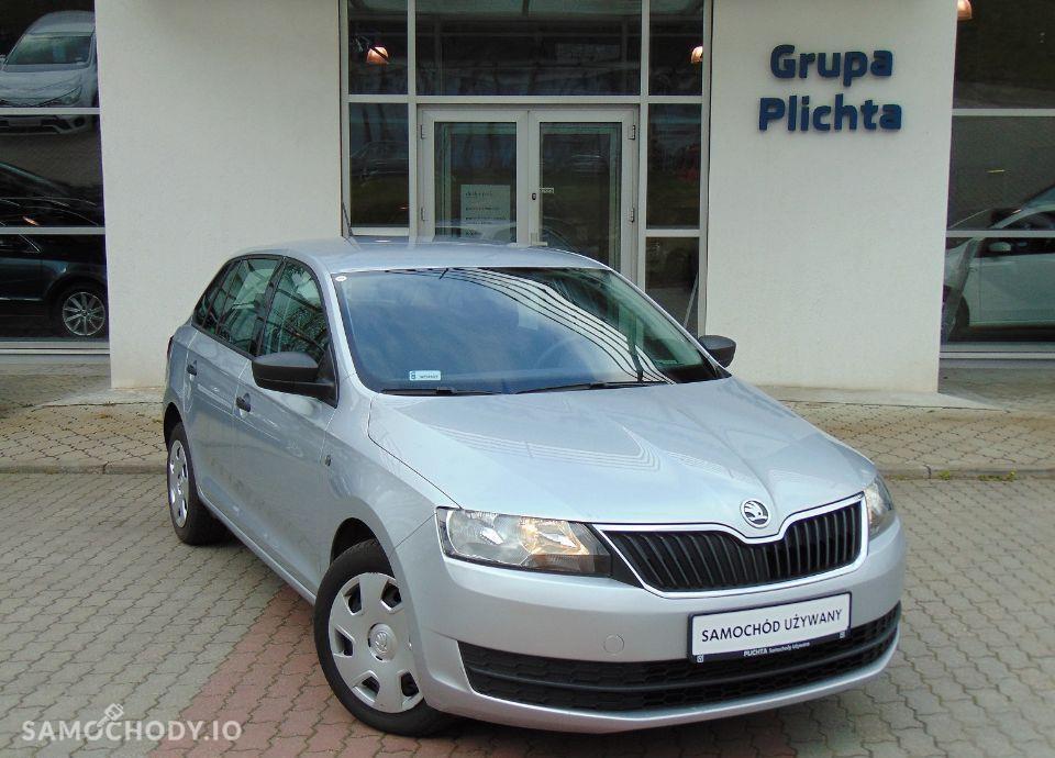 Škoda RAPID 1,6 TDI/CR 90KM Salon PL Gwarancja FV23% Plichta Gdynia 1