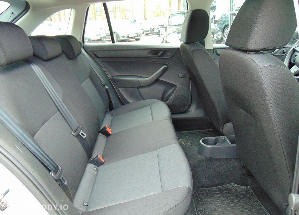 Škoda RAPID 1,6 TDI/CR 90KM Salon PL Gwarancja FV23% Plichta Gdynia 16