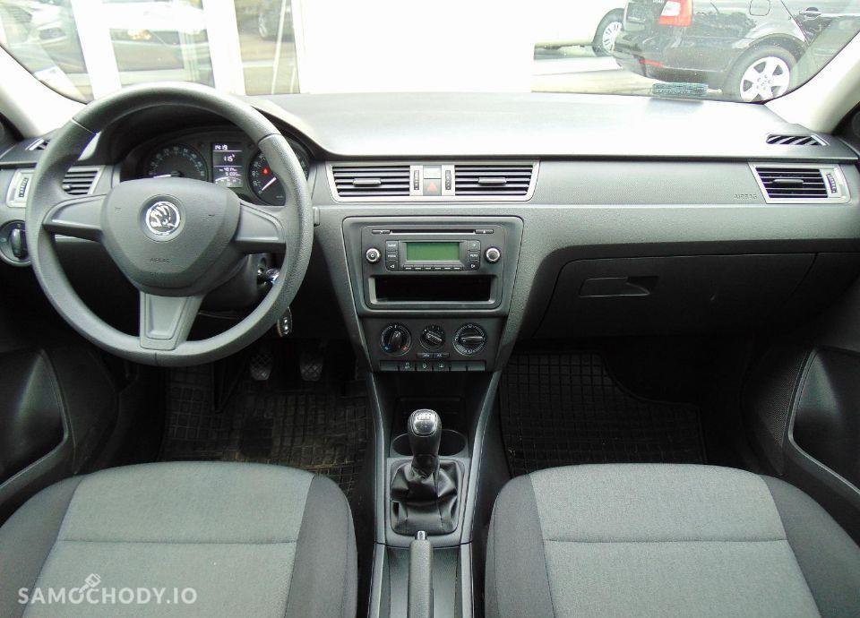 Škoda RAPID 1,6 TDI/CR 90KM Salon PL Gwarancja FV23% Plichta Gdynia 22