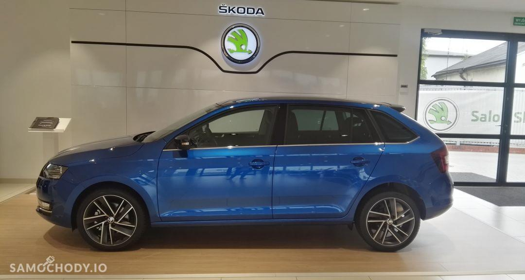 Škoda RAPID Spaceback Style 1.4 TSI 125 KM DSG 2