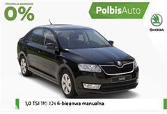 z miasta olsztyn Škoda RAPID Ambition 1,0 TSI 110 KM, od ręki,