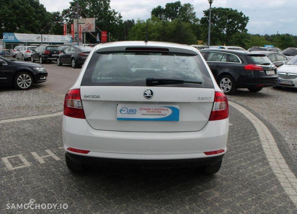 Škoda RAPID Salon Polska 1.6 TDI 11