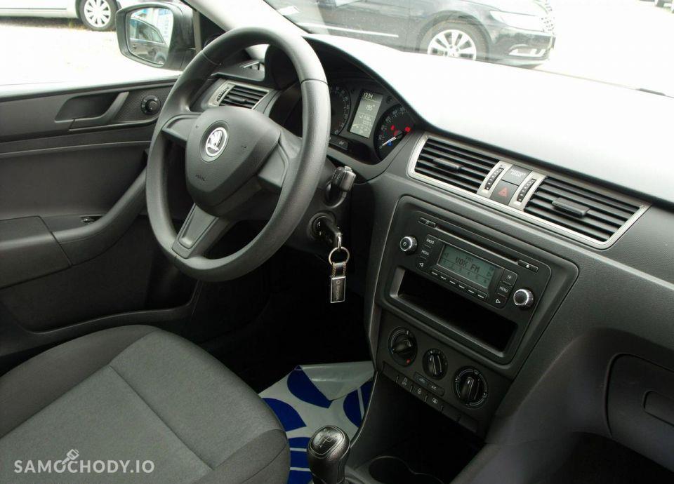 Škoda RAPID Salon Polska 1.6 TDI 121
