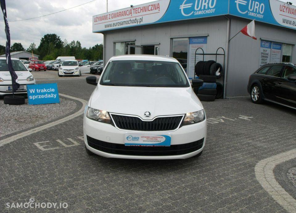 Škoda RAPID Salon Polska 1.6 TDI 2