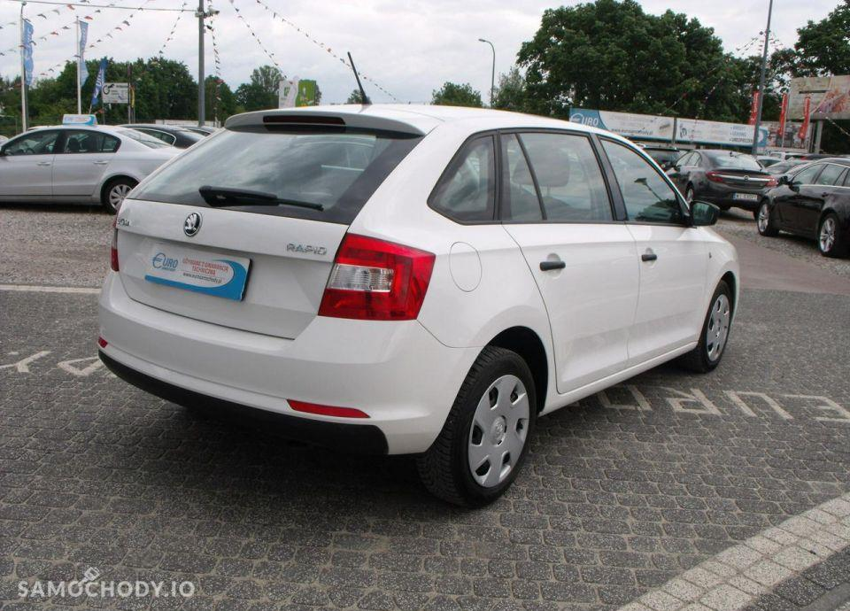 Škoda RAPID Salon Polska 1.6 TDI 7