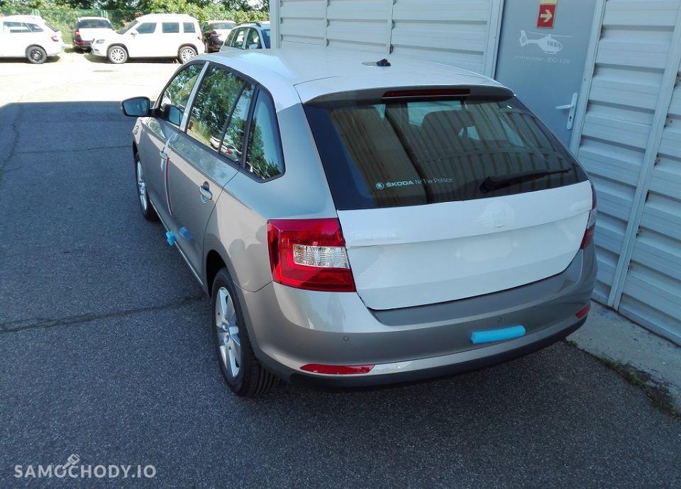 Škoda RAPID SPACEBACK 1.2 TSI 110KM AMBITION, dostępny od ręki 2