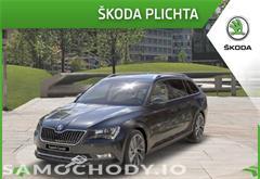skoda z województwa pomorskie Škoda Superb 2.0 TDI 190 KM DSG Laurin Klement Kombi Panorama Kamera HIT CENOWY !!!