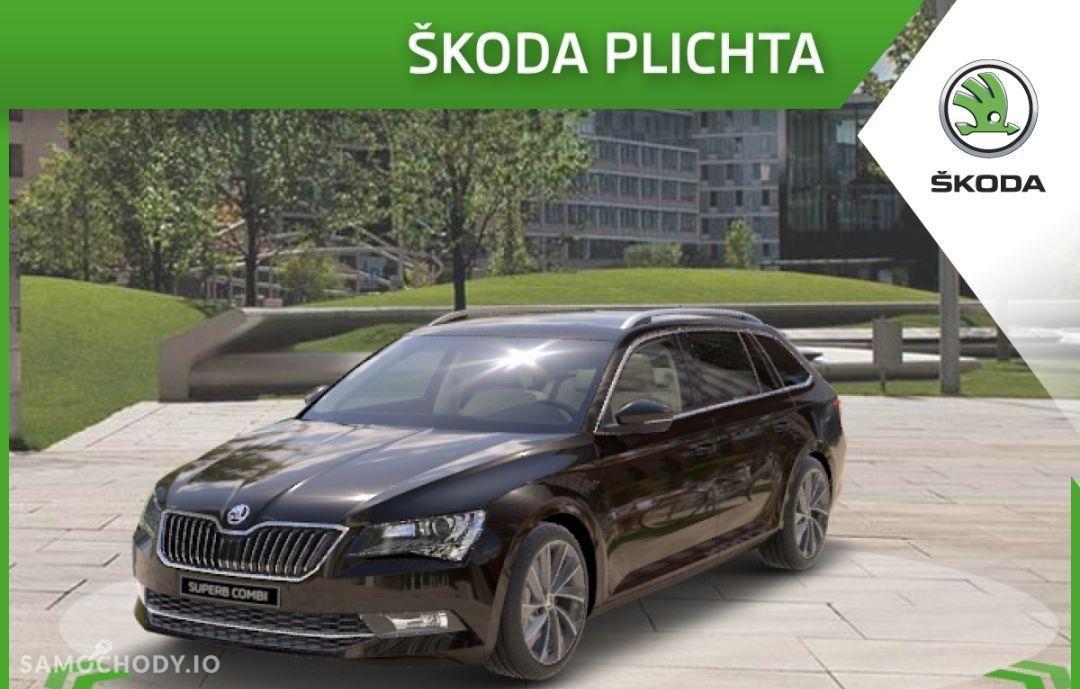 Škoda Superb 2.0 TDI 190 KM DSG 4x4 Laurin Klement Jasne Wnętrze HIT CENOWY !!! 1