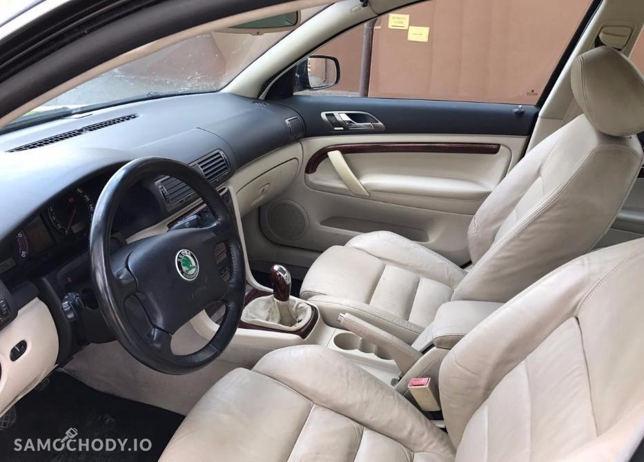 Škoda Superb Skoda Superb Laurin Klement 1.9TDI 130KM NAJBOGATSZA WERSJA 1