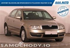 skoda z województwa mazowieckie Škoda Superb 1.9 TDI, Salon Polska, Klimatronic, Parktronic,ALU