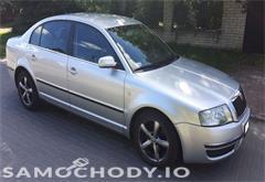 skoda z województwa mazowieckie Škoda Superb Bardzo bogata wersja! Zadbana z oryg. przebiegiem! Salon POLSKA!