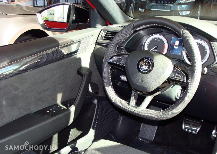 Škoda Superb Sportline 2,0 TDI 190 DSG bogata wersja dostępny od ręki 7