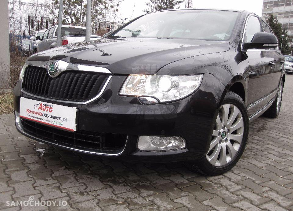 Škoda Superb 3.6 Benzyna Ambition 4x4 FV23%, ASO, Salon Polska 2