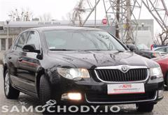 škoda superb 3.6 benzyna ambition 4x4 fv23%, aso, salon polska
