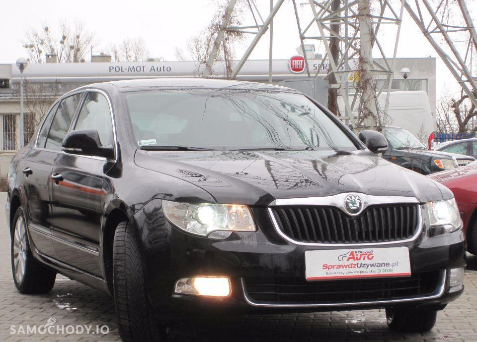 Škoda Superb 3.6 Benzyna Ambition 4x4 FV23%, ASO, Salon Polska 1