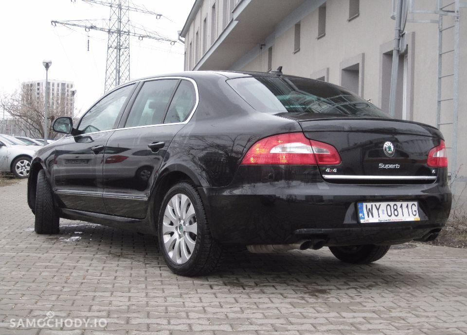 Škoda Superb 3.6 Benzyna Ambition 4x4 FV23%, ASO, Salon Polska 4