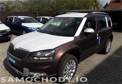 skoda z województwa dolnośląskie Škoda Yeti Skoda Yeti 2,0 TDI 4x4 150 KM, Cena bazowa 112 540 zł