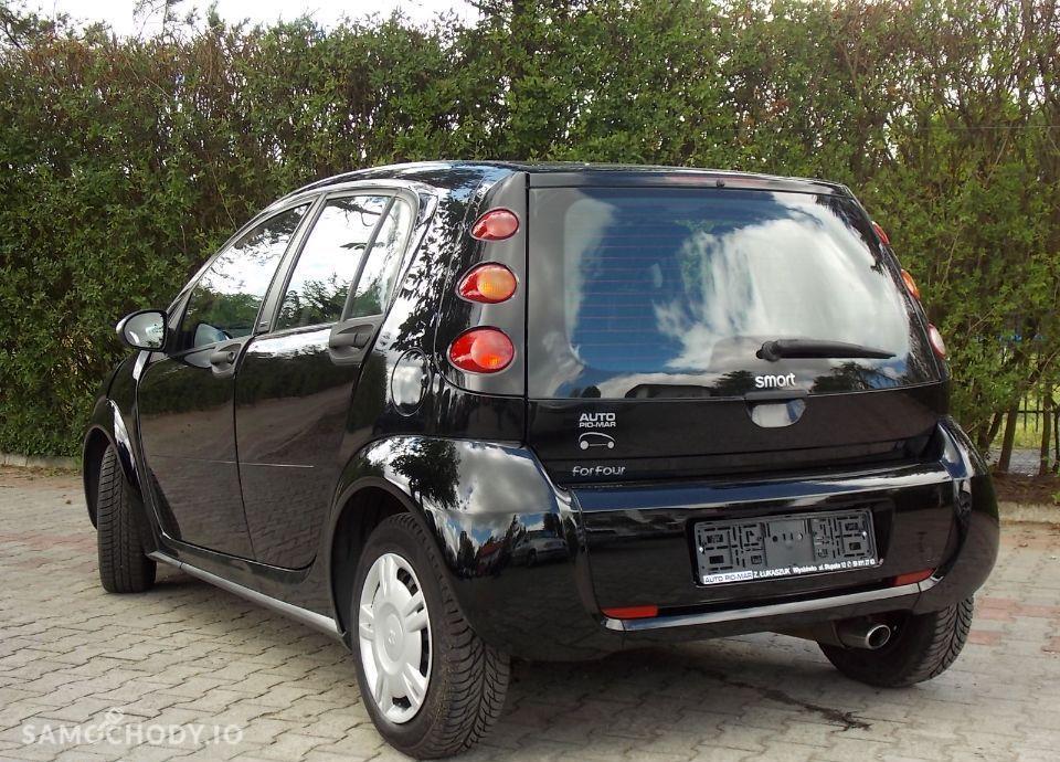 Smart Forfour 1,1 benzyna. Z Niemiec. Po opłatach. Dach panoramiczny. 7