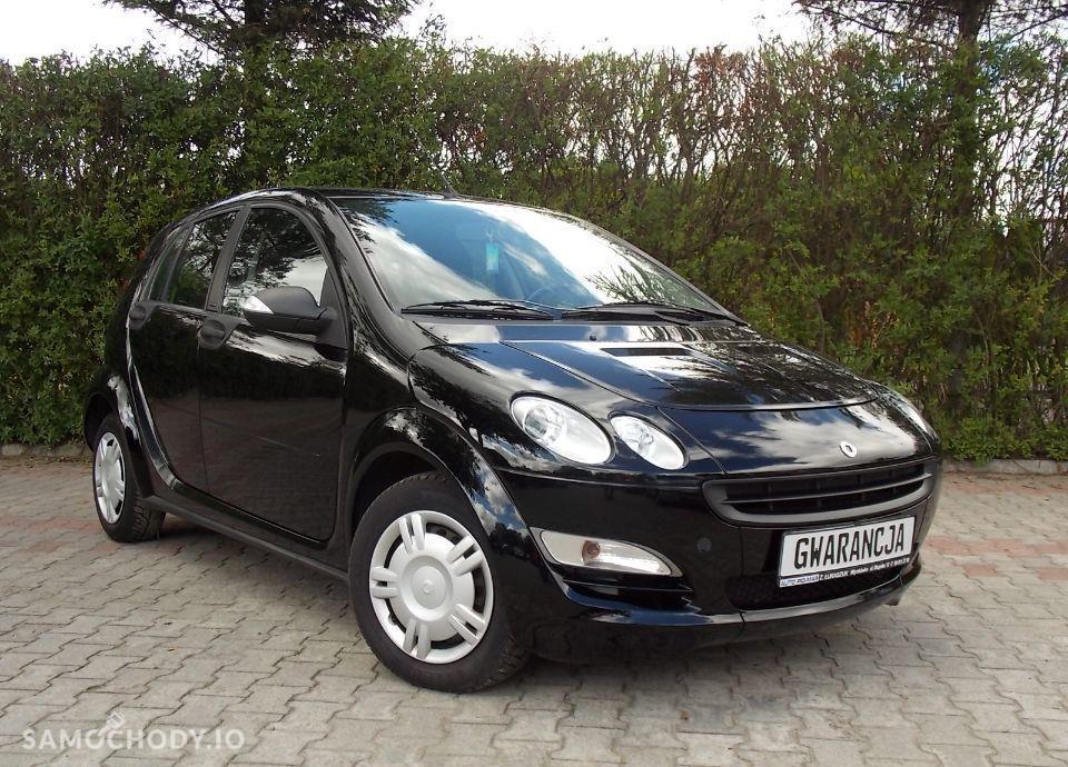 Smart Forfour 1,1 benzyna. Z Niemiec. Po opłatach. Dach panoramiczny. 2