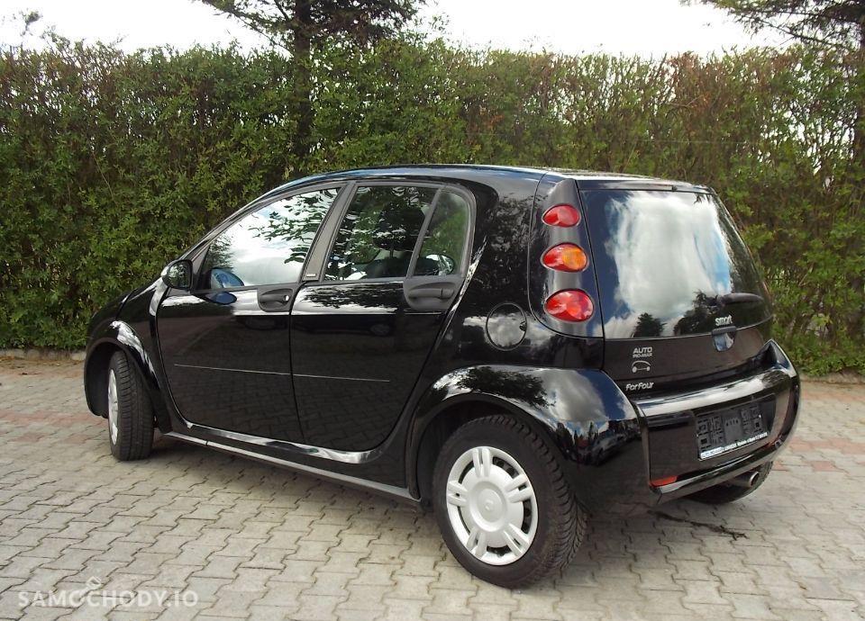 Smart Forfour 1,1 benzyna. Z Niemiec. Po opłatach. Dach panoramiczny. 4