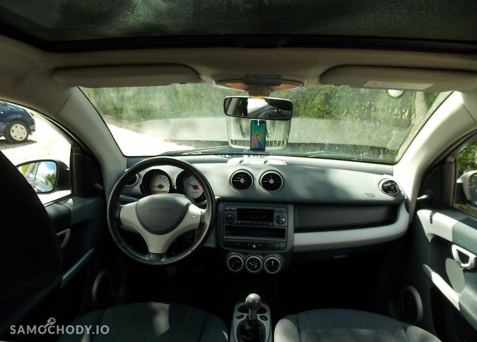 Smart Forfour 1,1 benzyna. Z Niemiec. Po opłatach. Dach panoramiczny. 106