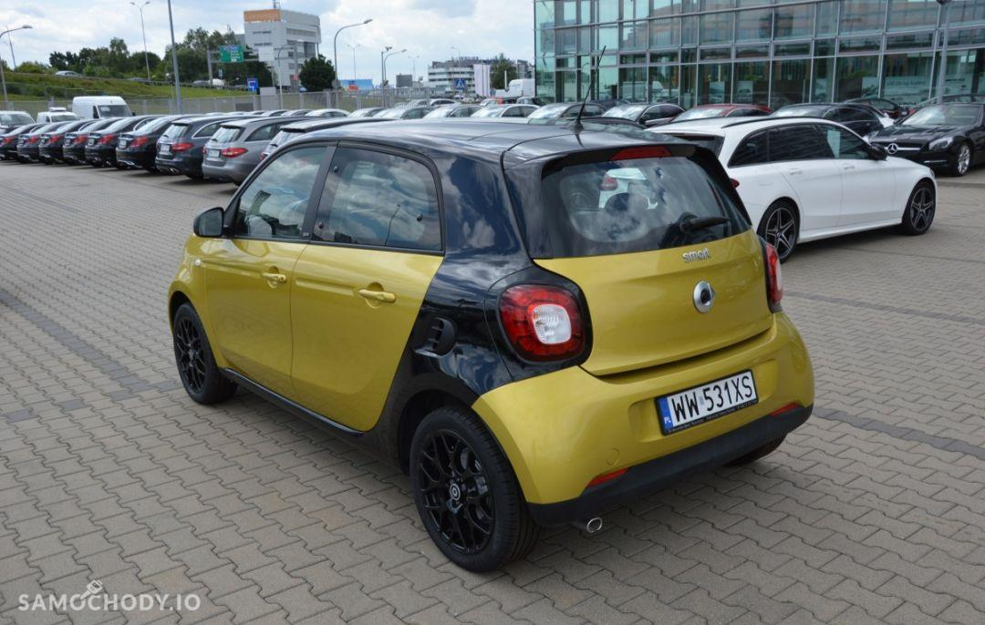 Smart Forfour 4