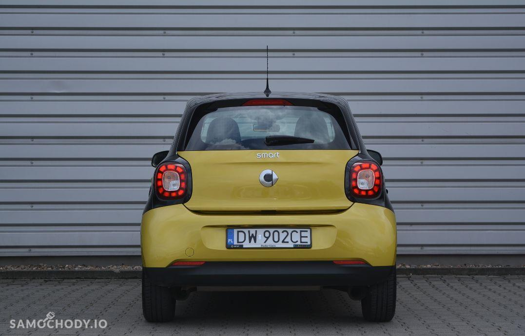 Smart Forfour Passion, Pakiet Komfort, Led, USB, Klima, salon Duda Cars Wrocław PL 22