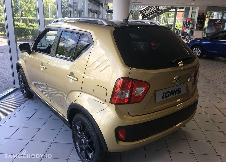 Suzuki Ignis Dealer Suzuki, najlepsza oferta, wersja 2WD Premium, od ręki 7