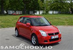 suzuki swift iv (2004-2010) Suzuki Swift 1.3 Benzyna,bardzo ładny,klimatyzacja po serwisie