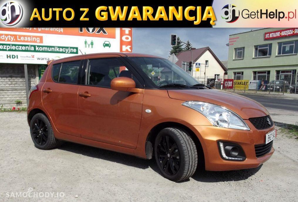 Suzuki Swift Gwarancja 1