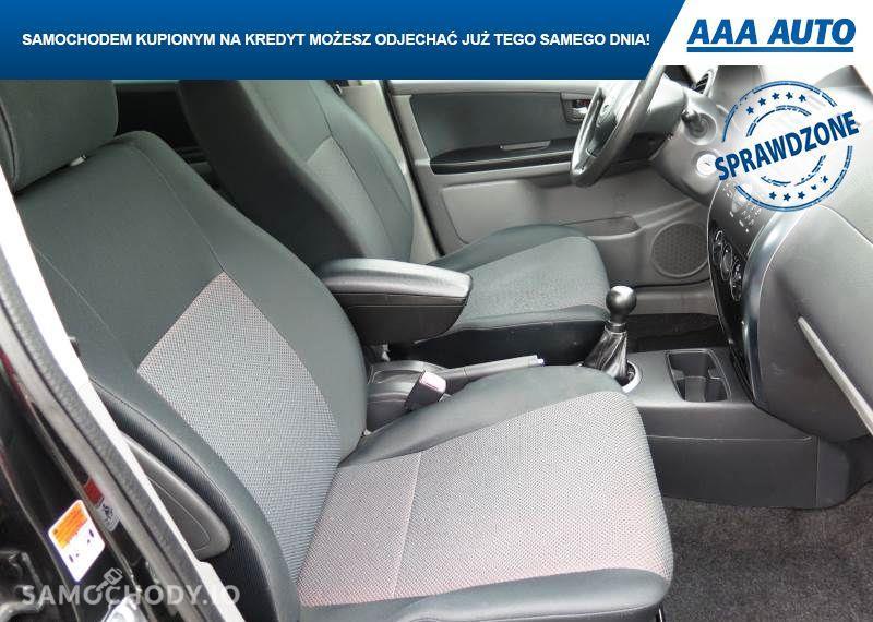 Suzuki SX4 1.6 VVT, 1. Właściciel, Klima,ALU 67