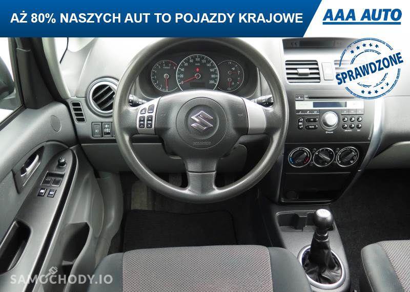 Suzuki SX4 1.6 VVT, 1. Właściciel, Klima,ALU 37