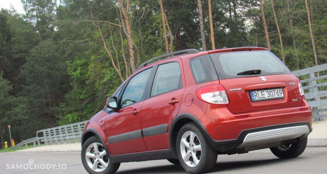Suzuki SX4 AWD 4x4 klima alufelgi 16` Z instalacją LPG! 22