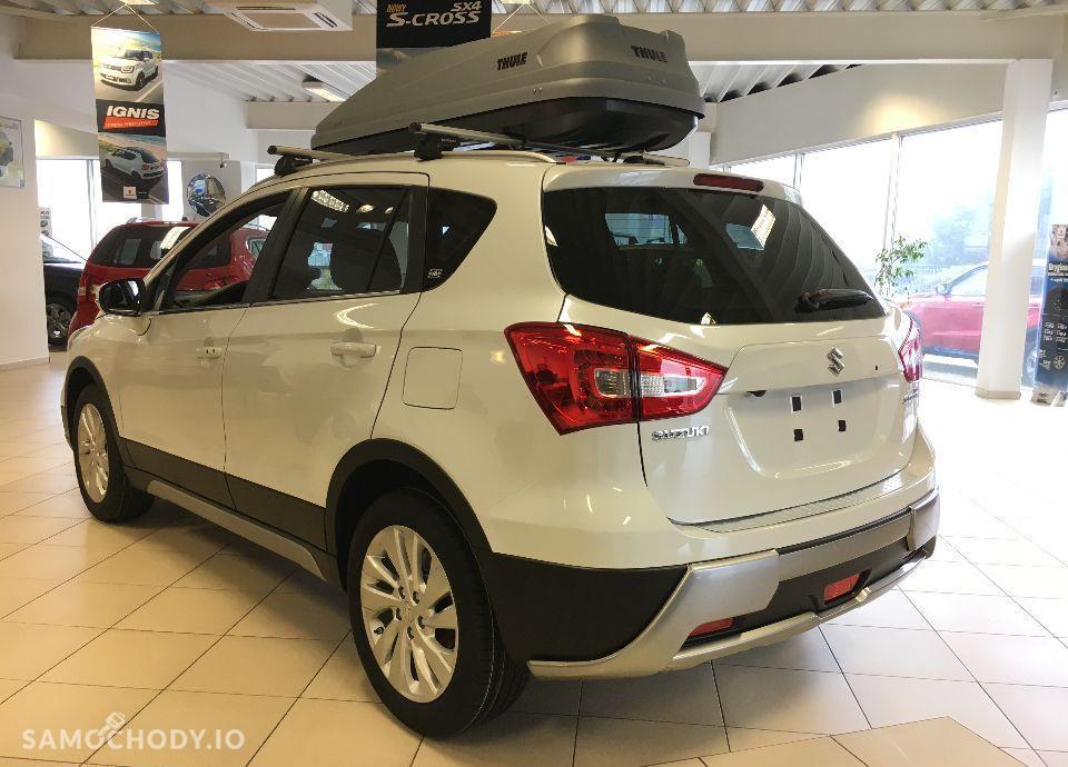 Suzuki SX4 S-Cross Premium Perła OD RĘKI Gratisy Kamera Tempomat LED Klima Auto Kredyt 37