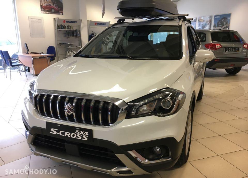 Suzuki SX4 S-Cross Premium Perła OD RĘKI Gratisy Kamera Tempomat LED Klima Auto Kredyt 46