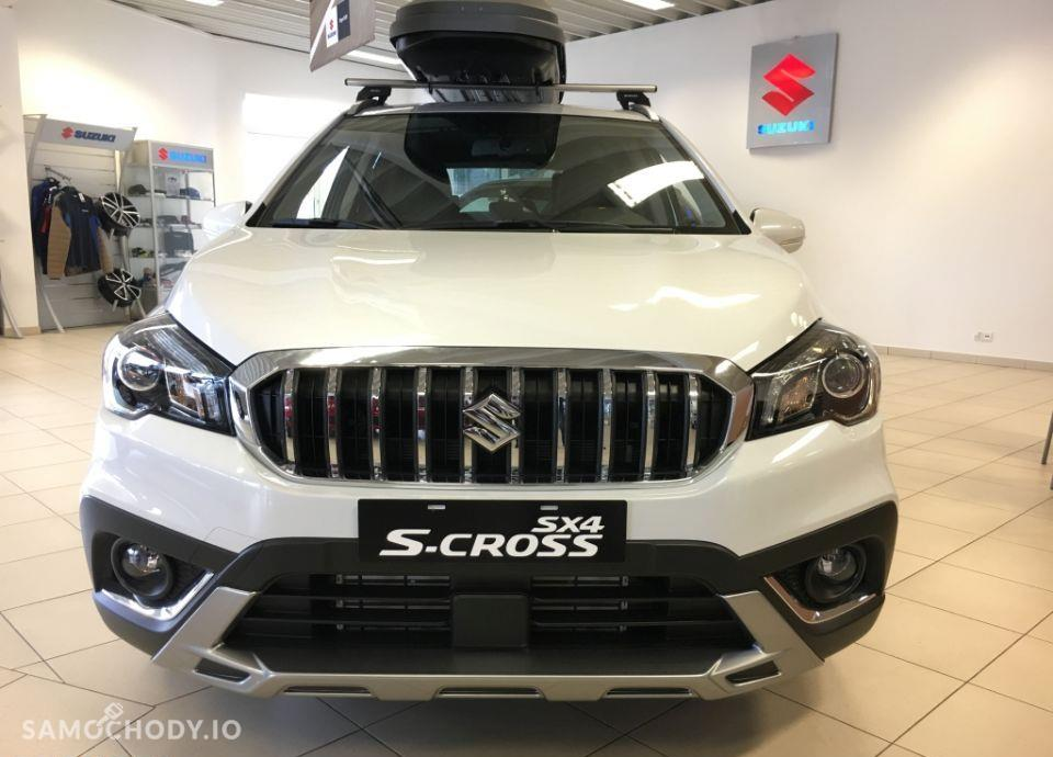Suzuki SX4 S-Cross Premium Perła OD RĘKI Gratisy Kamera Tempomat LED Klima Auto Kredyt 67