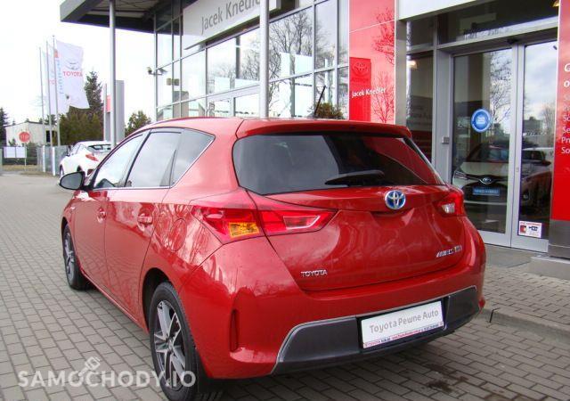 Toyota Auris 1.8HSD Kamera Gwarancja / Salon Toyota Elbląg 4