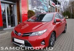 toyota auris Toyota Auris 1.8HSD Kamera Gwarancja / Salon Toyota Elbląg