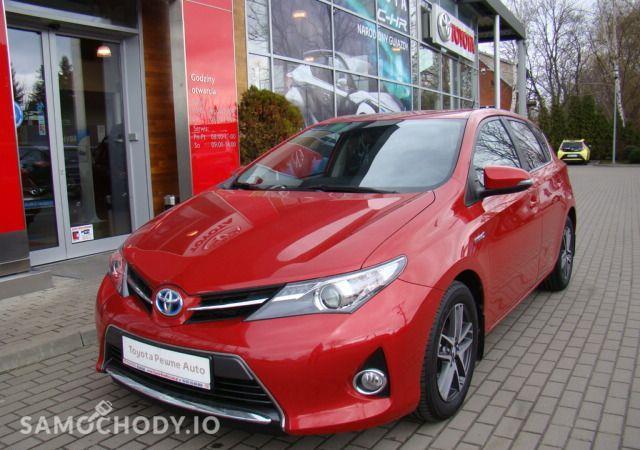 Toyota Auris 1.8HSD Kamera Gwarancja / Salon Toyota Elbląg 1