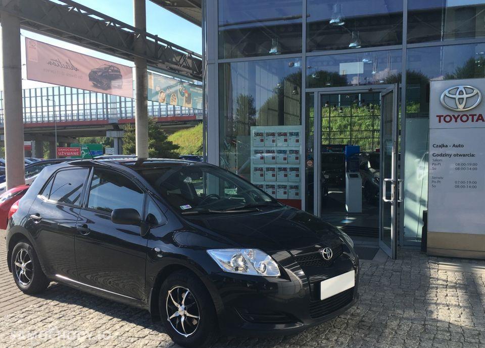Toyota Auris 1.4 D-4D Terra AC , bezwypadkowy, krajowy 1