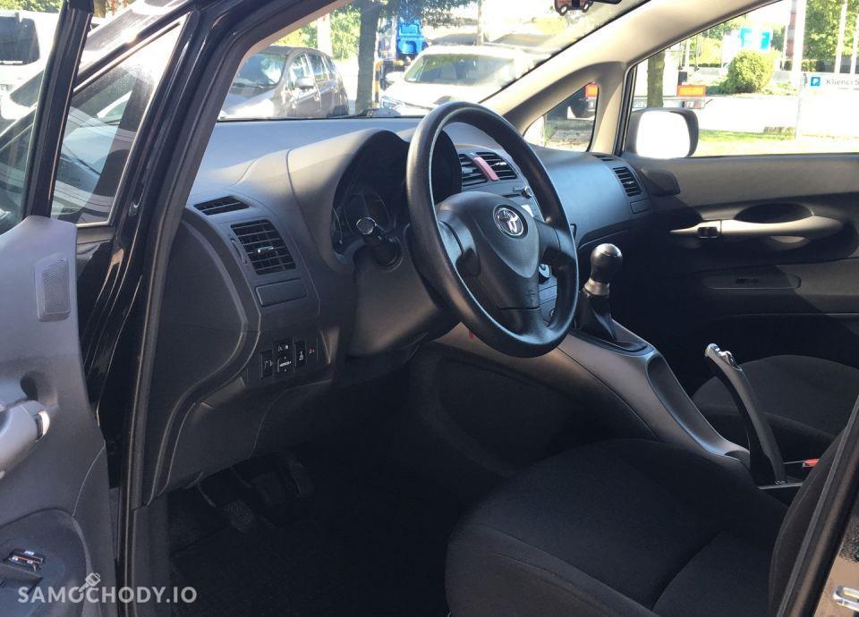 Toyota Auris 1.4 D-4D Terra AC , bezwypadkowy, krajowy 16