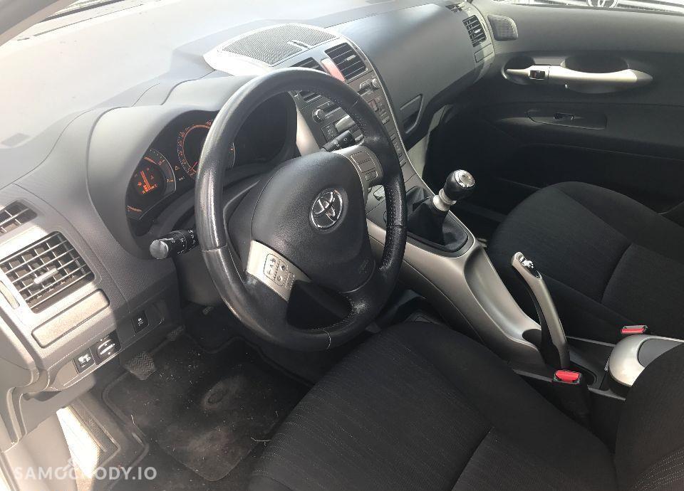 Toyota Auris 2,0 diesel D4D, Czysty. Zadbany. Bogate wyposażenie.Polecam!! 11