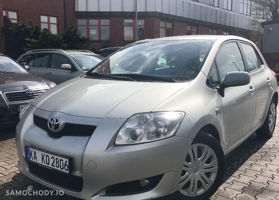 Toyota Auris 2,0 diesel D4D, Czysty. Zadbany. Bogate wyposażenie.Polecam!! 1