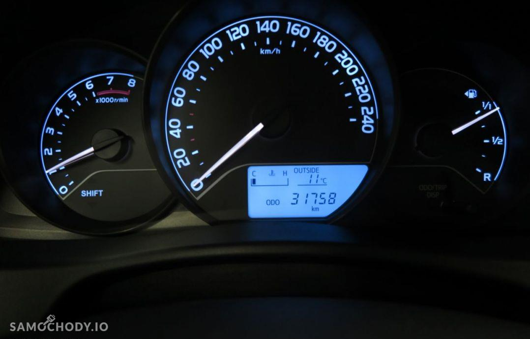 Toyota Auris 1.33 Dual VVT-i 99 KM Active. 11