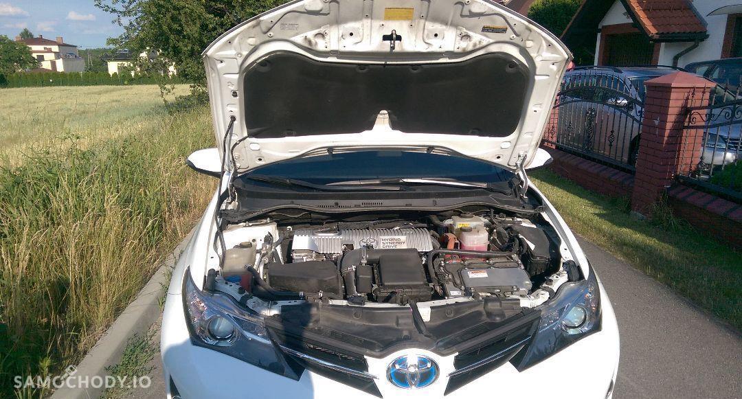 Toyota Auris 1.8 HSD Hybrid 135, Gwarancja, Cena Netto + VAT23% 11